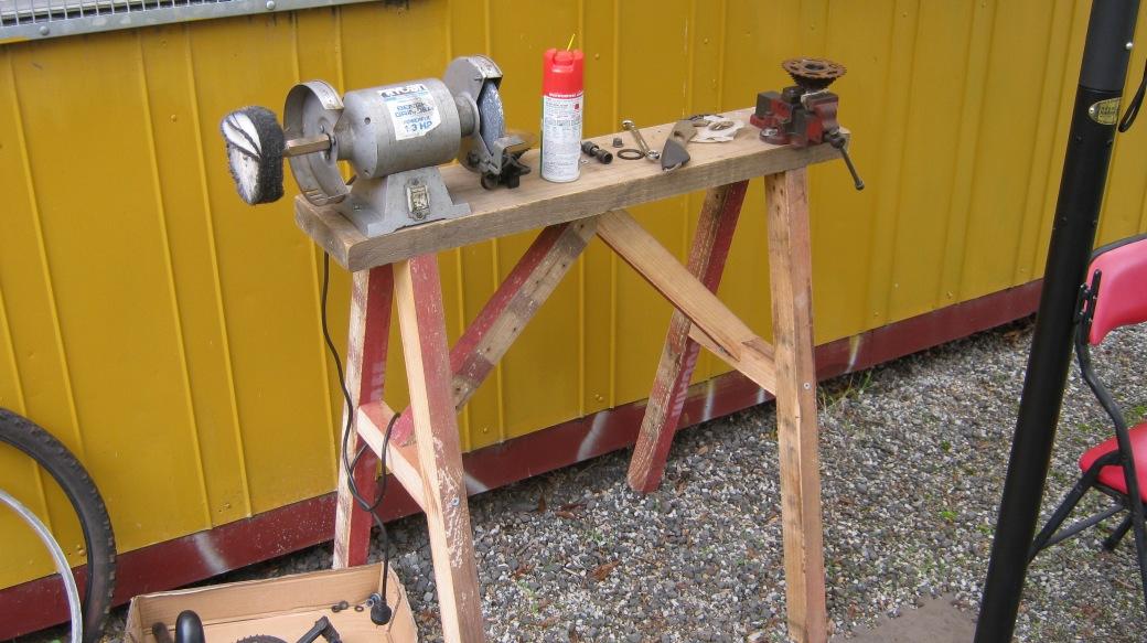 Veritas Bench Grinder Tool Rest Plans Diy Making Wood