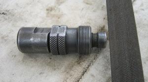 crank extractor care