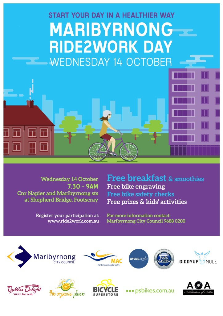 Ride2Work_poster